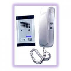 Audio Door Phone Single And Multiple Apartments