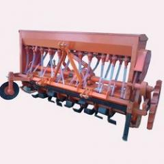Shaktimann Rotavator With Seed Drill