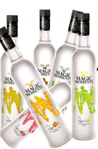 Magic Moments Remix Vodka