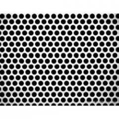 S.S. Perforated Sheet