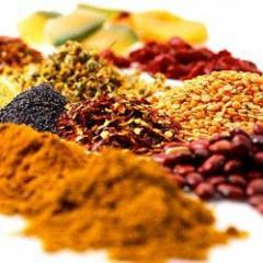 Dehydrated herbs & spices