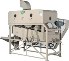 Seed / Grain Cleaning Machine