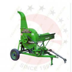Tractor Driven Chaff Cutter with Upward and