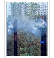 High Pressure Mist Fans Systems
