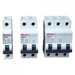 Miniature Circuit Breakers ( MCB )