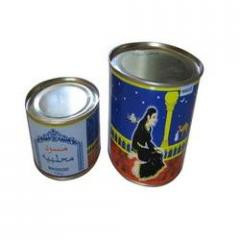 Double Side Seaming Oil Can
