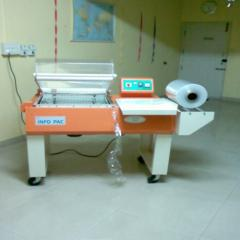 2in1 Champer Type Shirnk Wrapping Machine IP-703 C