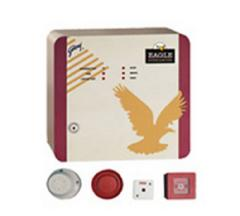 Eagle Burglary and Fire Alarm System
