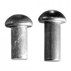 Mushroom Head Solid Rivets
