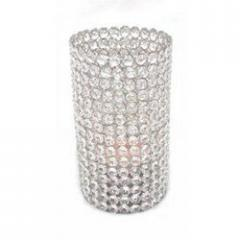 Glass Crystal votive T-light