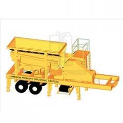 Portable Crushing & Screening Unit