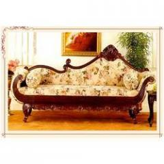 Decorative wooden Couch