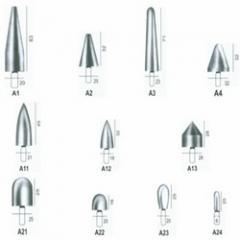 Bonded Abrasives Mounted Points