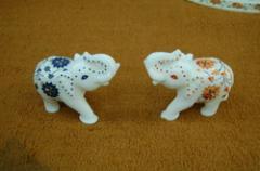 Inlay Art Work Elephant
