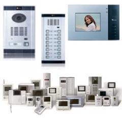 Audio/Video Door Phones
