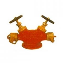 G.M Hydrant Double Controlled Valve