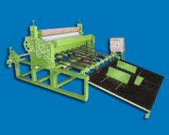 High Speed Rotary Paper Corrugated Sheet Cutting