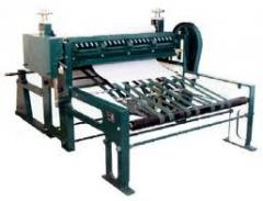 Heavy Duty Automatic Paper Roll to Sheet Cutting