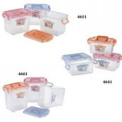 Storewel Food Savers Storage Containers