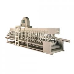 3 Deck Cooling Conveyer For Candy