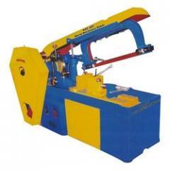 Hydraulic Hacksaw & Bandsaw Machines