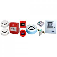 Automatic Fire Alarm System And Detection System