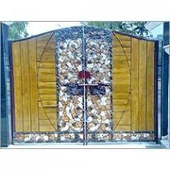 FRP Gate Panels