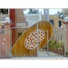 Fiberglass Gate Panels