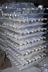 Aluminium Standard Ingots