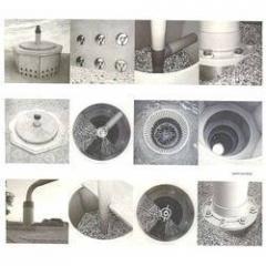 Materiales para construcción de aljibes,