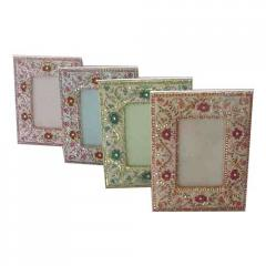 Embroideried Photo Frames