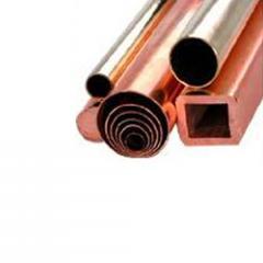 Copper Bus Tubes