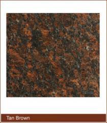 Tan Brown (granite)
