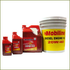 Mobiline Diesel Engine Oil (20W-40)