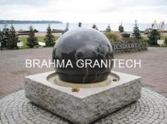 Fountain Spheres
