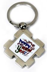 Metal Key Ring P3322