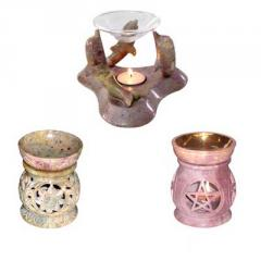 Marble Aroma Lamps