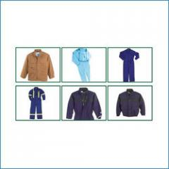 Safety Jackets / Overalls