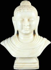 Stone sculptures - Lord Buddha bust