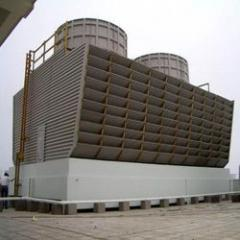 Timber for Cooling Towers