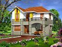 3BHK villa near Cyber City