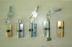 Locks cylinder