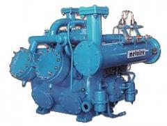 Ammonia Absorption Refrigeration Plant