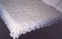 Crochet Lace Bed Sheets