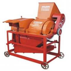 Jailaxmi Multicrop Thresher DBDF Model - 10 HP Self Feed