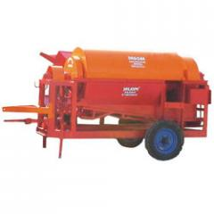 Jailaxmi Paddy Thresher Tractor Model - Axial Flow
