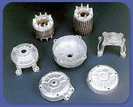 Aluminium Pressure Die Cast Components