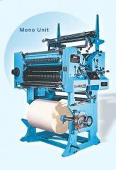 Web Offset Printing Machine - Mono Unit