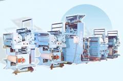 Web Offset Printing Machine - 3 Colour Printing