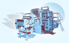 GRIMA-26 Web Offset Printing Machine - Mono Unit,